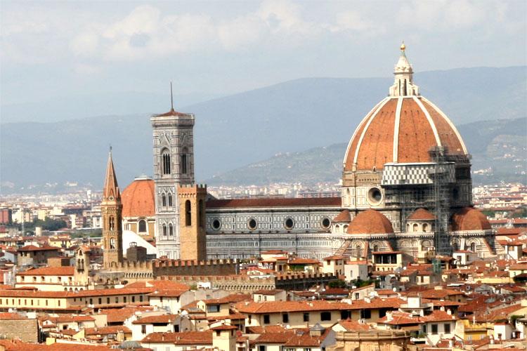 Vue sue Florence