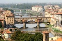 Vue depuis la Piazzale Michelangelo