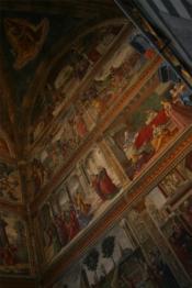 Capella Tornabuoni, Santa Maria Novella, Florence