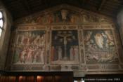 Sacristie, Santa Croce, Florence