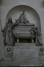Tombe de Dante Alighieri, Santa Croce, Florence