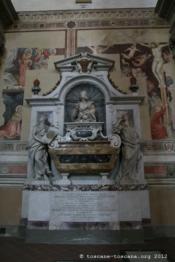 Tombe de Galilée, Santa Croce, Florence