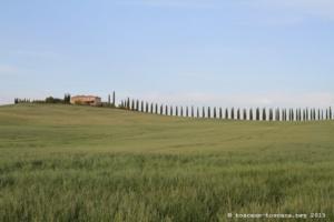 Vista della Toscana