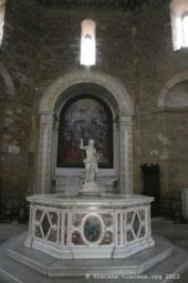 Baptistère Saint-Jean, Volterra