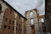 Cathédrale de Sienne, nef inachevée