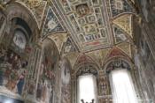 bibliothèque Piccolomini