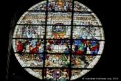 Duomo de Sienne, vitrail