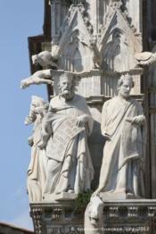 Duomo de Sienne, façade
