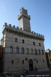Montepulciano, Piazza Grande