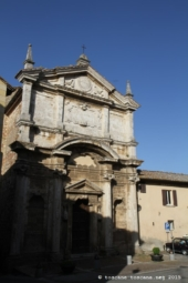 Montepulciano, Santa Lucia
