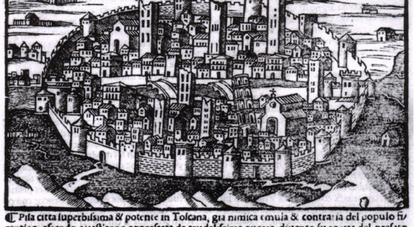 Pisa, 1540