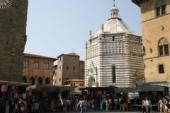 Pistoia, baptistère