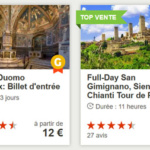 Visites guidées à Pise et tickets